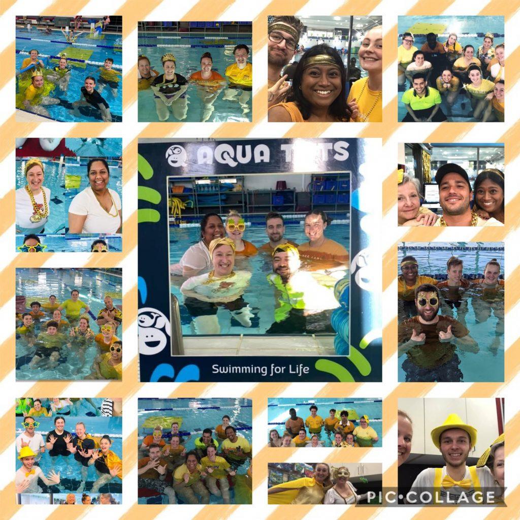 Aquatots SwimSafer Week