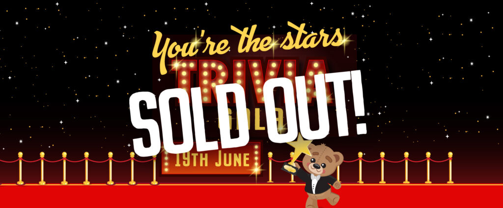 Youre The Stars 2021 Web Slider Sold Out