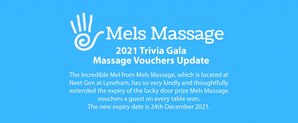 Mels Massage Scroller